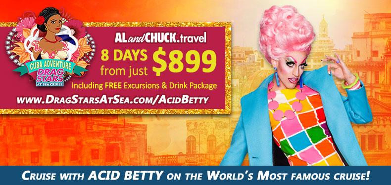 Cuba with Acid Betty