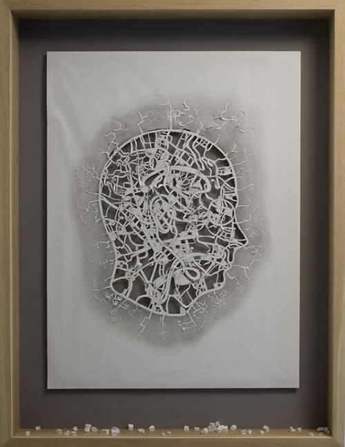 Sáng tạo với nghệ thuật bằng giấy
