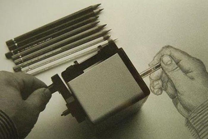 Amazing Optical Illusions (49 pics)