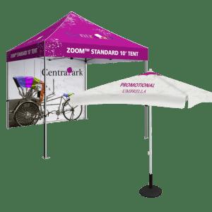 Outdoor Event Tents & Umbrellas