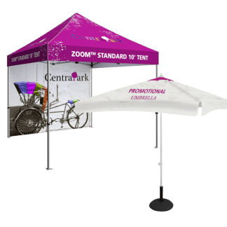 Outdoor Event Tents & Umbrellas