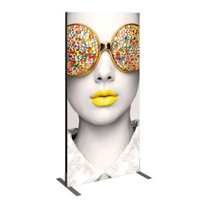 Fabric and Frame Display Stands