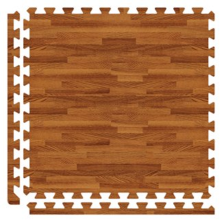 SoftWoods Interlocking Floor Tiles
