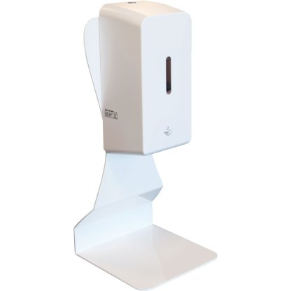 Tabletop Hand Sanitizing Stand and Dispenser