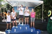 Categoria 20 a 24 anos masculino: 1º Ricardo Depaz - 2º Ednilson Pinto - 3º Edson Estevo Feminino: 1º Ana Cosmos - 2º Denise Correia - 3º Maria Almeida