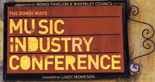 Bondi Wave Music Industry Conference