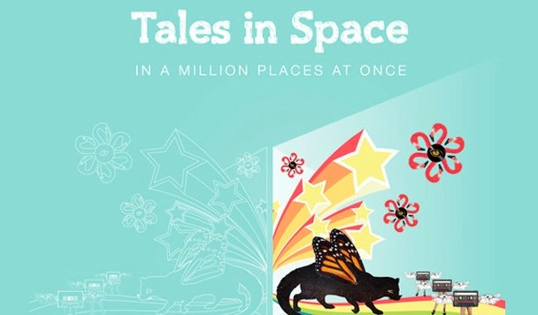 Tales In Space - In A Million Places At Once