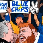 Action Bronson x Party Supplies -Blue Chips 2 Mixtape