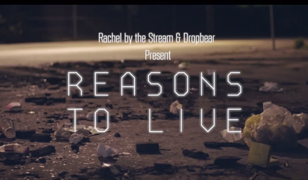 Rachel By The Stream - Reasons To Live - acid stag