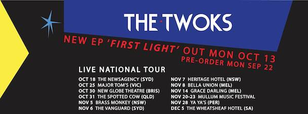 The Twoks - tour - acid stag