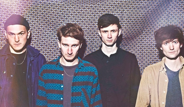Interview - Glass Animals - acid stag