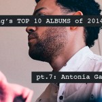 Top 10 Albums - Taylor McFerrin, #1 Dads, JUNGLE, Warpaint, Blake Mills, The War On Drugs, Drowners, St. Vincent, Mac Demarco, Seekae - acid stag