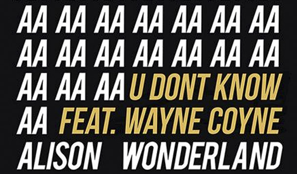 Alison Wonderland – U Don't Know (ft. Wayne Coyne) [New Single]