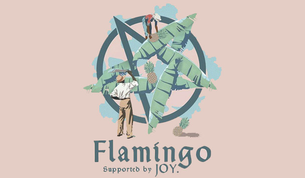 Flamingo – Lost On You [New Single + Tour News]