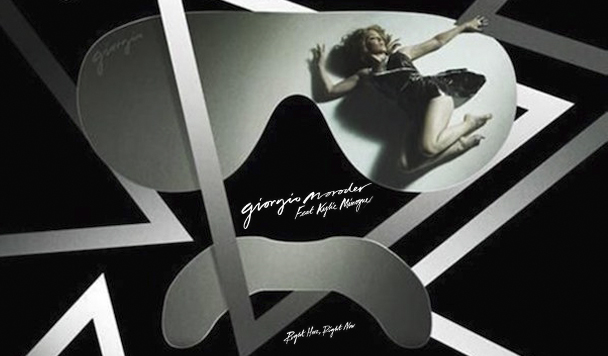 Giorgio Moroder – Right Here, Right Now (ft. Kylie Minogue) [Preview]