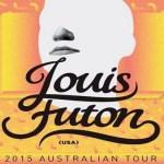 Louis Futon - Australian Tour Dates - acid stag