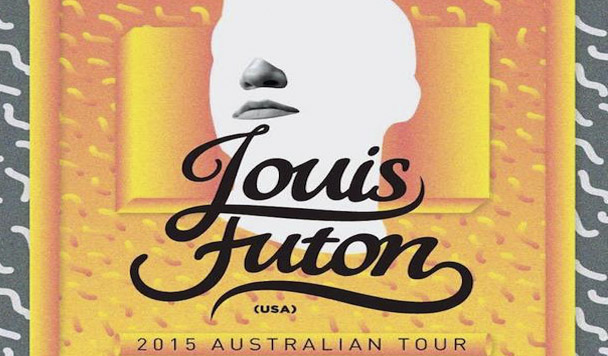 Louis Futon – Australian Tour Dates