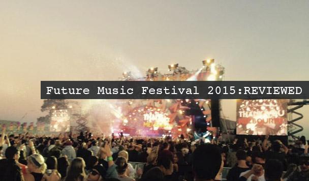 Future Music Festival 2015, Melbourne [Review]