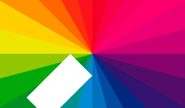 Jamie xx - Gosh & Loud Places - acid stag