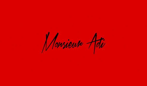 Monsieur Adi - Runaway - acid stag