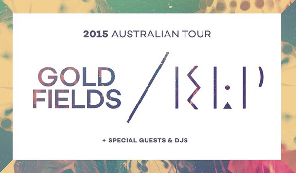 Gold Fields x KLP Australian Tour - acid stag