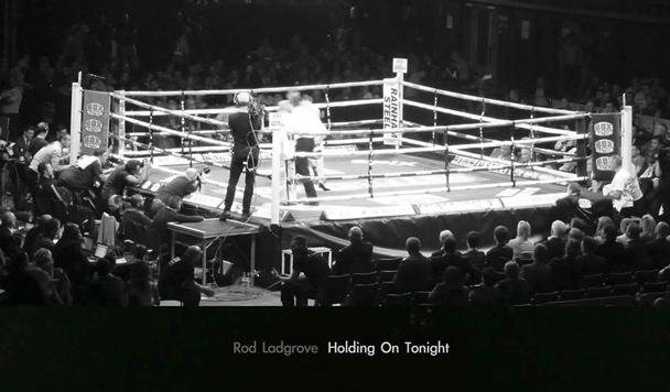Rod Ladgrove – Holding On Tonight [New Single]