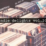 Indie Delights - Red Cabin, City Calm Down, AIR BAG ONE, Reptile Youth, Sundara Karma - acid stag