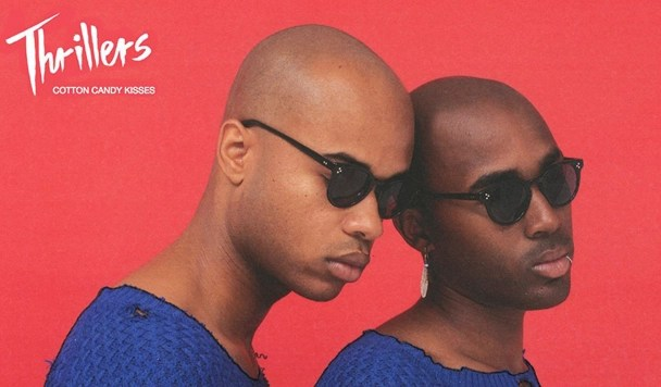 Ep Streamz: THRILLERS – Cotton Candy Kisses EP