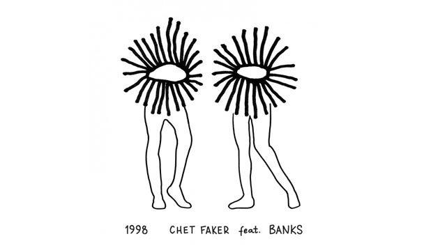 Chet Faker – 1998 (ft. BANKS) [New Music]