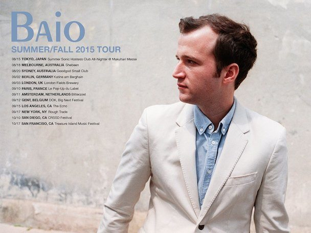 Baio - tour - acid stag