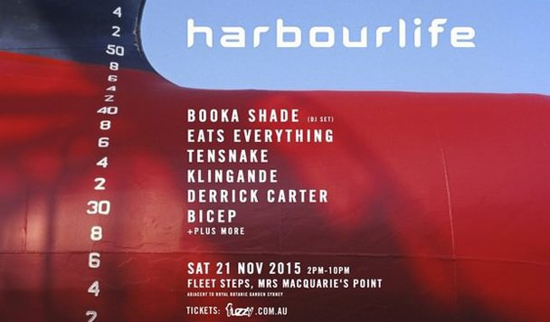 Harbourlife 2015 – Line-up Revealed!