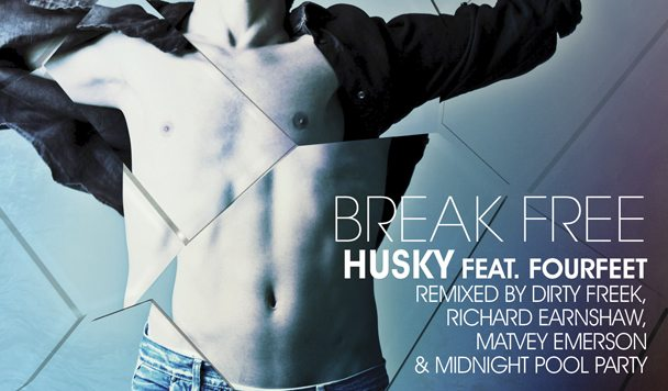 Husky – Break Free (ft. Fourfeet) [The Remixes]