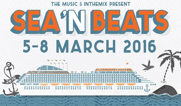 Sea 'N Beats Announce Line-Up for their Maiden Aussie Voyage