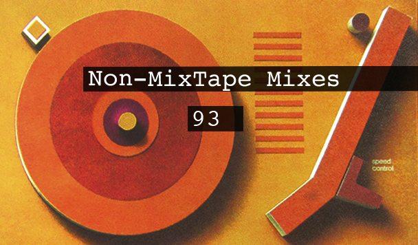Non-MixTape, DOMINIQUE, Porter Robinson, The Cure, Midnight To Monaco, Tame Impala, FØRTE, ODESZA, Sailors, Jerome LOL, Soulwax - acid stag