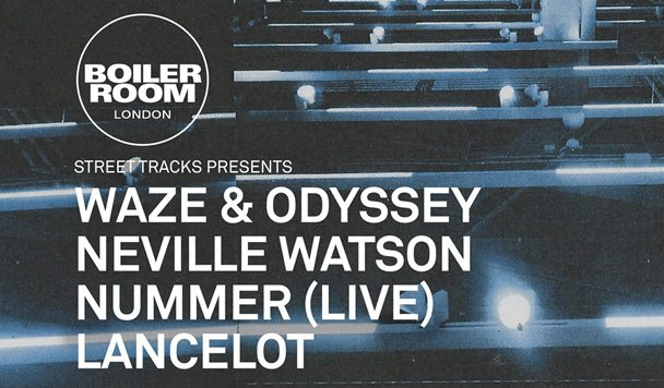 HUMP DAY MIX: Lancelot Boiler Room London DJ Set