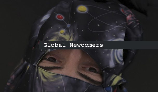 Global Newcomers, Laquell, Icarius, Conti, Drones Club, Slinx Malinki, acid stag
