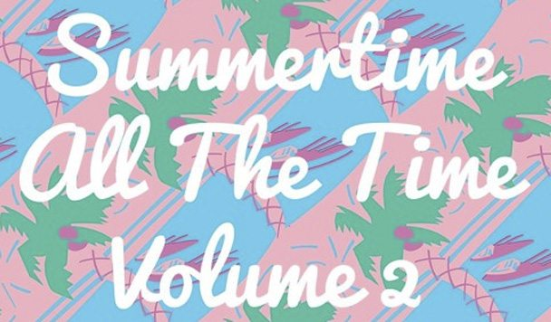 HUMP DAY MIX- Viceroy - Summertime All The Time Volume 2 - acid stag