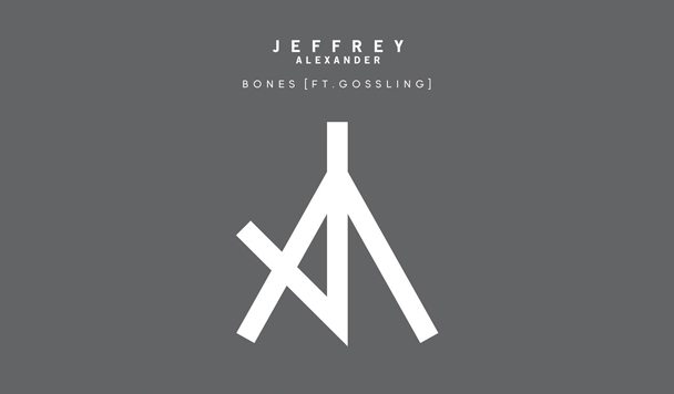 Jeffrey Alexander – Bones (ft. Gossling) [New Single]