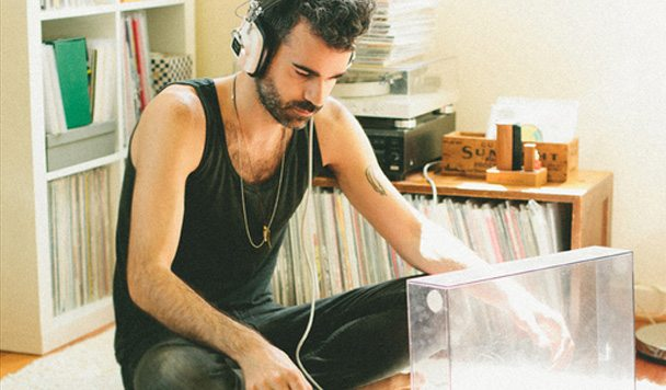 Geographer - Endless Motion Vol. 1 [Stream] - acid stag