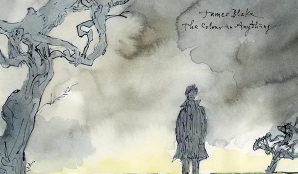 Hear Three New Tracks from James Blake!