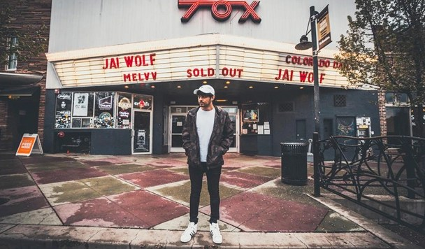 Jai Wolf – Drive (ft. Chain Gang of 1974) [New Single]