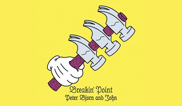 Peter Bjorn and John – Breakin' Point [Album Review]