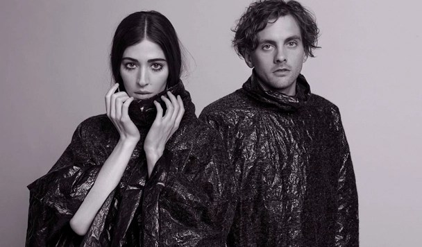 New Single by Chairlift - 'Get Real' - acid stag