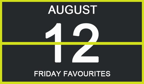 Friday Favourites, Matt DiMona, HERO, mARQUIS cOMPRESSOR, Frasers Boy, Justin Jay - acid stag