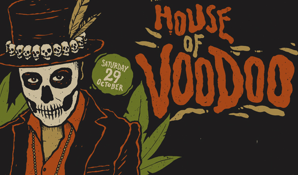 Sounds Like a Nice Time Reveal Lineup for 'House of Voodoo' Halloween Party