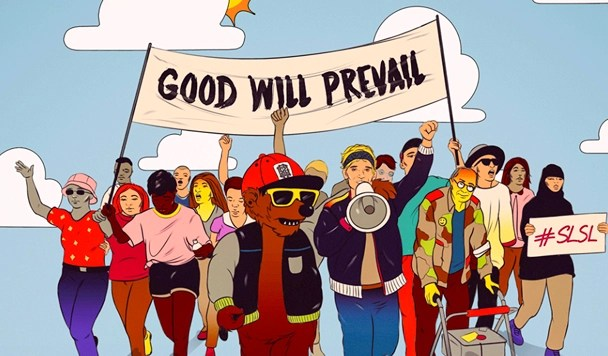 Stream 'Good Will Prevail' by GRiZ