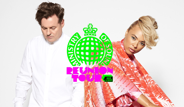 Ministry Of Sound Announces The Reunion Tour