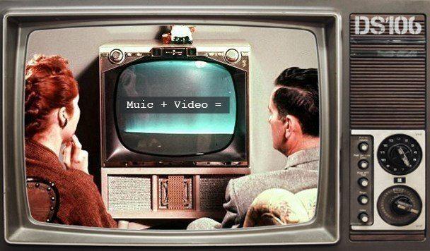 Music + Video = CH 133