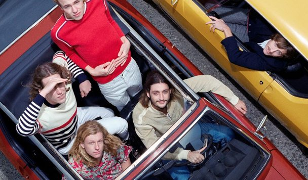 Parcels – 'Overnight' (prod. & co-written by Daft Punk)
