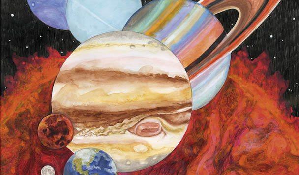 Sufjan Stevens, Bryce Dessner, Nico Muhly, James McAlister – 'Planetarium'